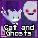 Cat and Ghosts